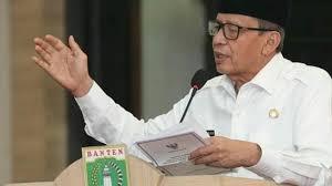 Gambar Terkait Puluhan Pejabat Dinkes Banten yang Mundur, WH : Saya Pecat Karena Melarikan Diri dari Tanggung Jawab 11