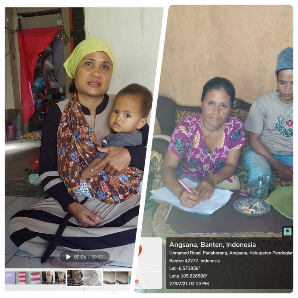 Gambar Heran, KPM BPNT Desa Padaherang Cuma Terdaftar di BNBA Tapi Tak Pegang KKS nya 1
