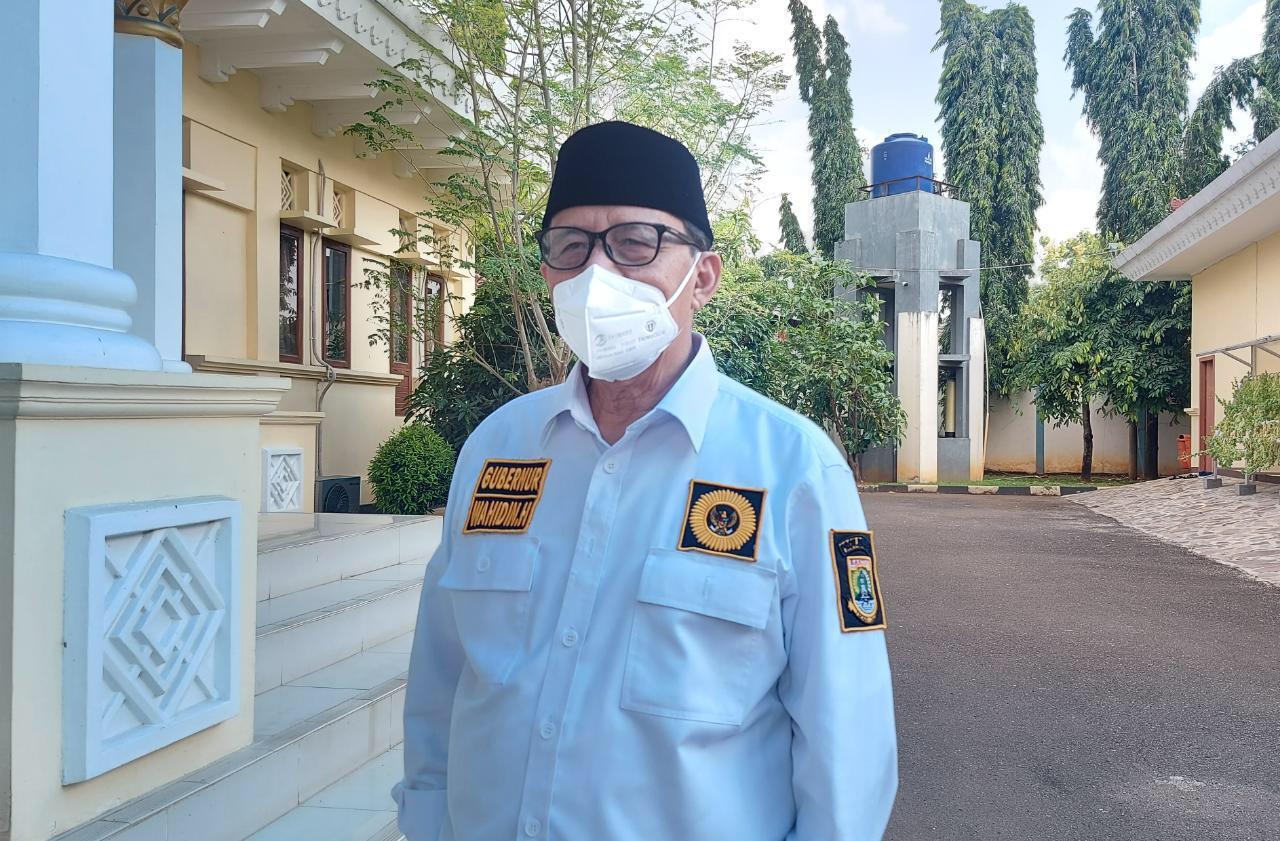 Gambar Gubernur Banten Bakal Cairkan Insentif Nakes Covid-19 RSUD Banten 15
