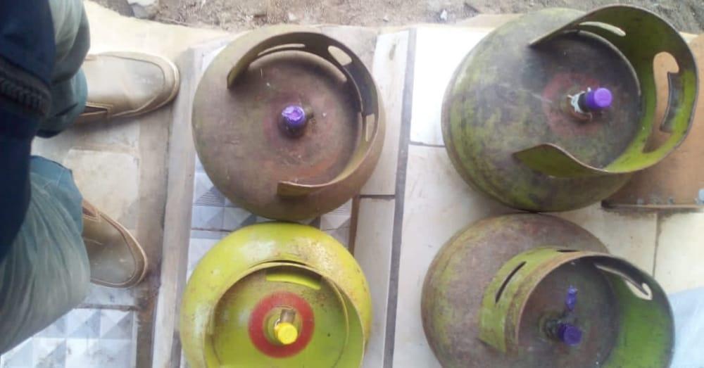 Gambar Lagi, Elpiji Subsidi Asal Jaksel Beredar di Pandeglang, APH Disinyalir Tutup Mata 11