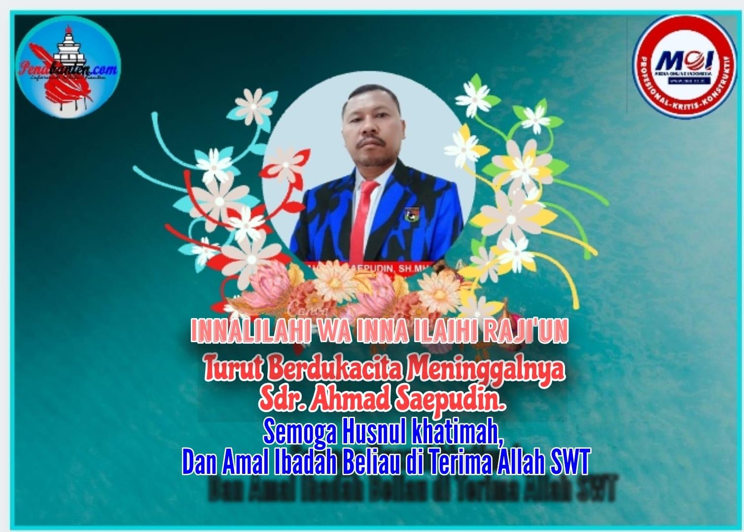 Gambar Perkumpulan Media Online Indonesia Kabupaten Tangerang Berduka 7