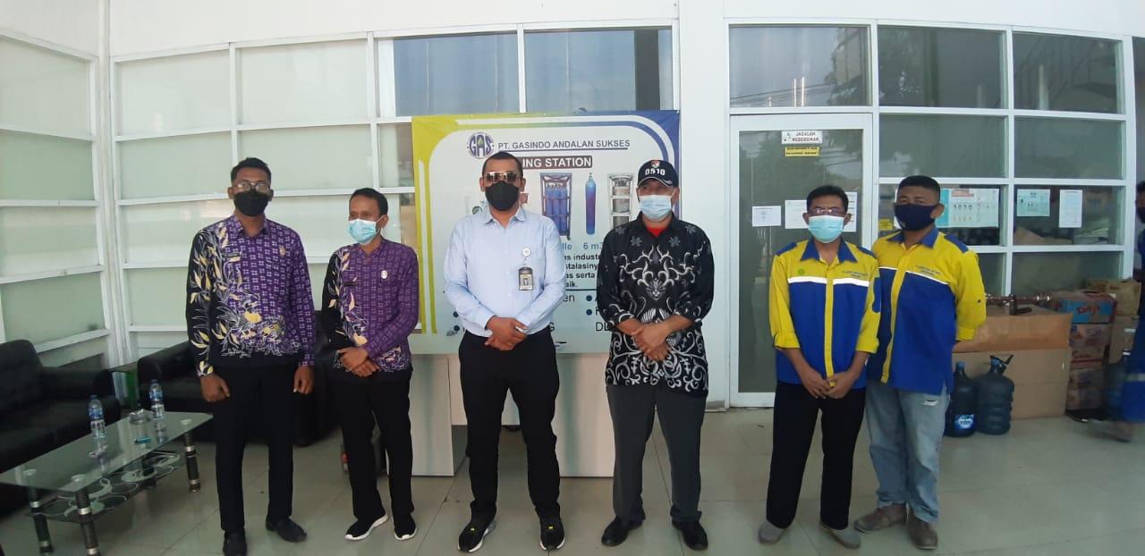 Gambar Legislator Banten Sidak Langsung Ketersediaan Oksigen 11