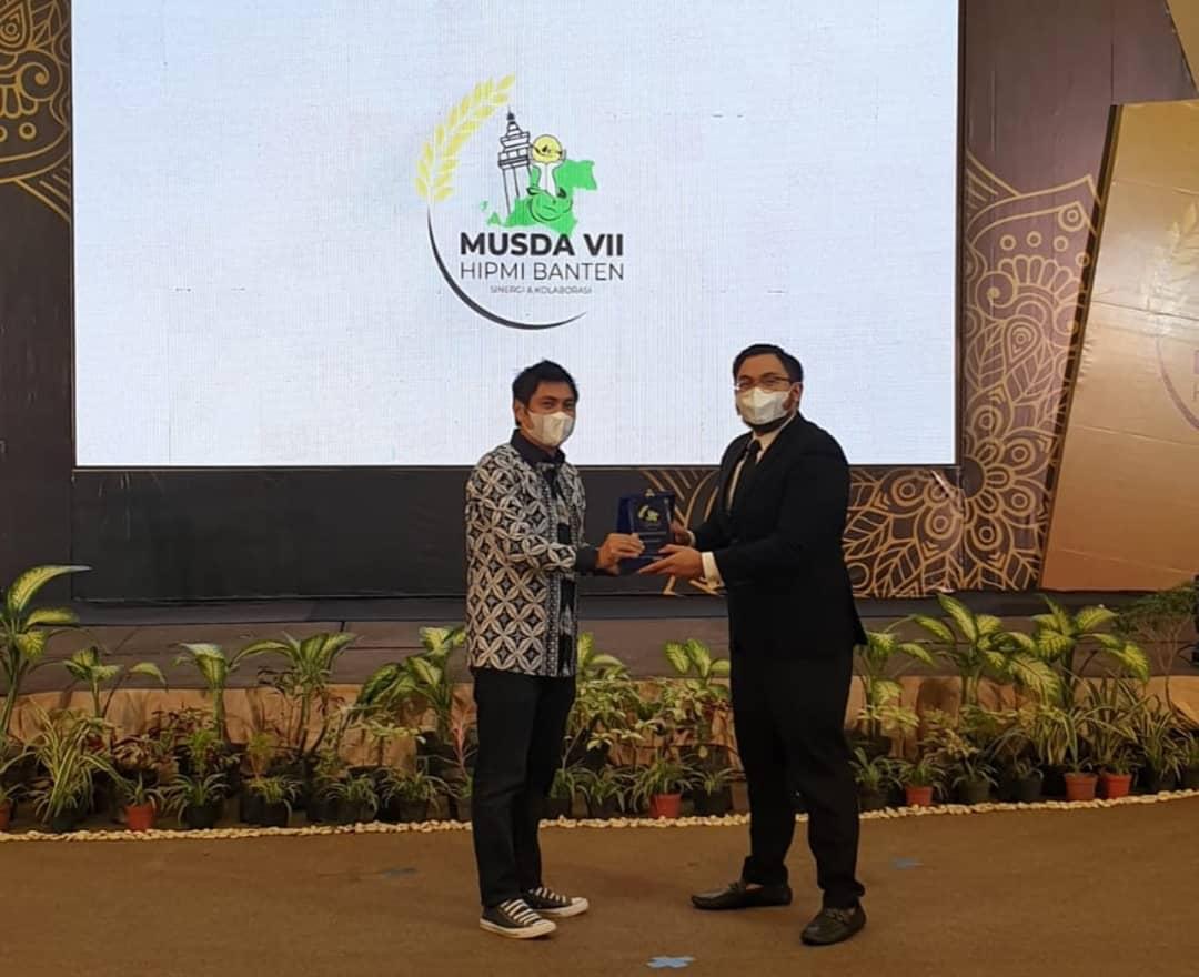 Gambar Ananda Resmi Nahkodai HIPMI Banten 17