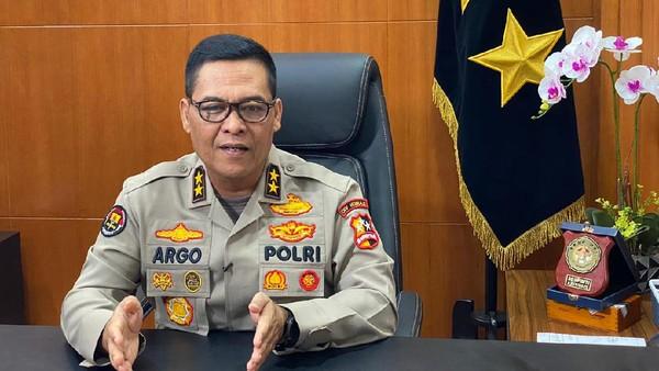Gambar Polri Gelar Upacara Korps Raport Tujuh Jenderal 1