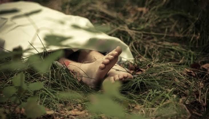 Gambar Mayat Wanita Tanpa Identitas Ditemukan Warga Tertimbun Pasir Dipinggir Jalan di Desa Julang 11
