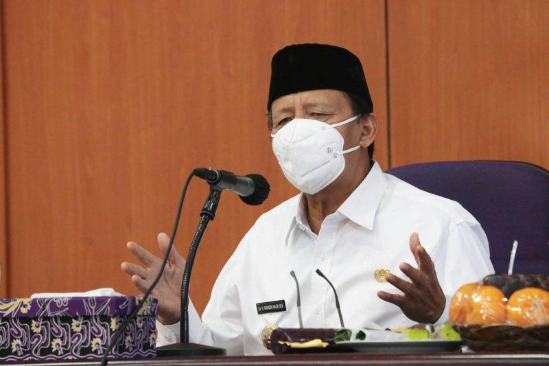 Gambar Gubernur Banten : Pandemi Covid-19 Sudah Darurat 17