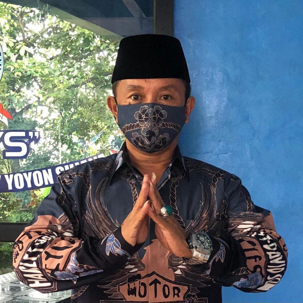 Gambar Ditengah Pandemi, Ketua DPC Partai Demokrat Pandeglang Ucapkan Selamat Tahun Baru Islam 1443 H Bagi Umat Islam Se-Indonesia 1