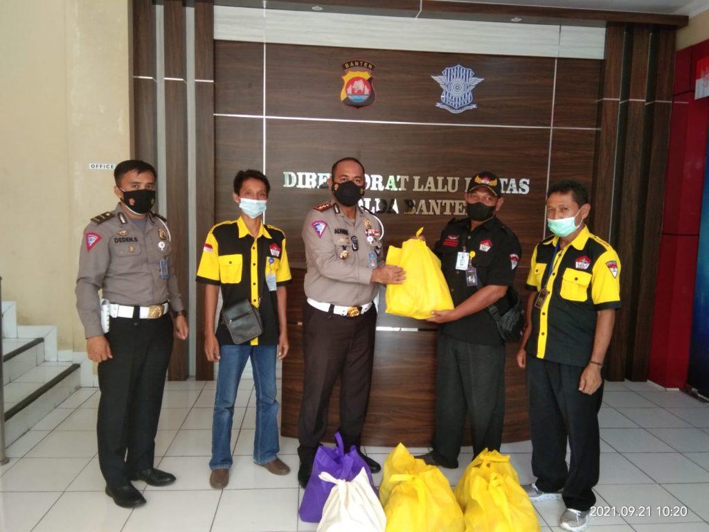 Gambar Kombes Pol Rudy Purnomo: Ditlantas Polda Banten Peduli Sopir Angkot Ormas Alibaba 1