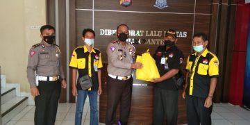 Gambar Kombes Pol Rudy Purnomo: Ditlantas Polda Banten Peduli Sopir Angkot Ormas Alibaba 9