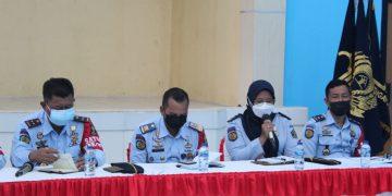 Gambar Lapas Serang Gelar Rapat Dinas Penguatan Tugas dan Fungsi Pegawai 9