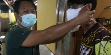 Gambar Satresbarkoba Polres Serang Kota Polda Banten Intens Penyuluhan Dan Bagikan Masker 7