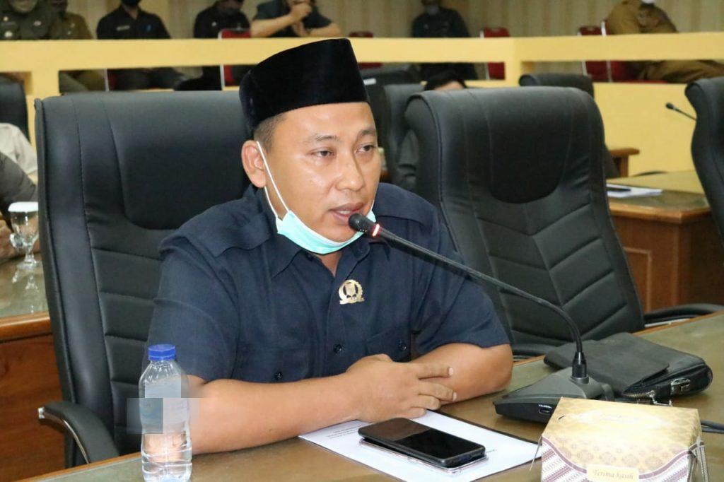 Gambar Dinilai Mentah, Ketua Fraksi PPP Lebak Sesalkan Pembahasan Raperda Desa Adat Yang Dibahas di DPRD Banten 1