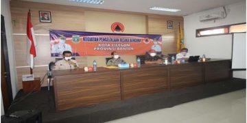 Gambar BPBD Banten Sosialisasi Pengelolaan Risiko Bencana di Kabupaten/Kota 7
