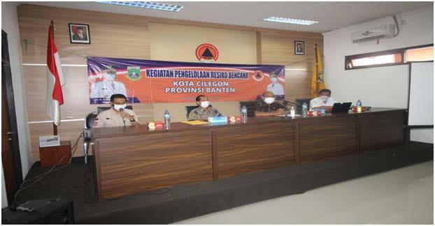 Gambar BPBD Banten Sosialisasi Pengelolaan Risiko Bencana di Kabupaten/Kota 1