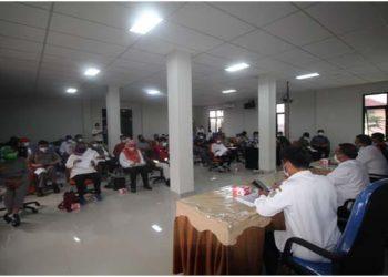 """Gambar Kalak BPBD Banten: """"Banten Dikepung 14 Bencana"""" 3"""