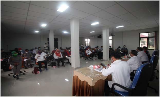 """Gambar Kalak BPBD Banten: """"Banten Dikepung 14 Bencana"""" 1"""