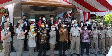 Gambar Upacara Peringatan Hantaru 2021, Kantor Wilayah BPN Provinsi Banten Selenggarakan Upacara Terbatas 3