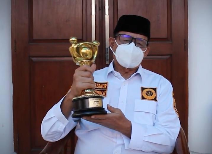 Gambar Pemprov Banten Raih Anugerah Parahita Ekapraya Kategori Utama 2020 1