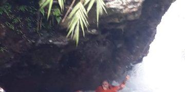 Gambar Remaja Asal Cilegon yang Tenggelam di Wisata Alam Air Terjun Leuwi Gumi di Padarincang Akhirnya Ditemukan 5