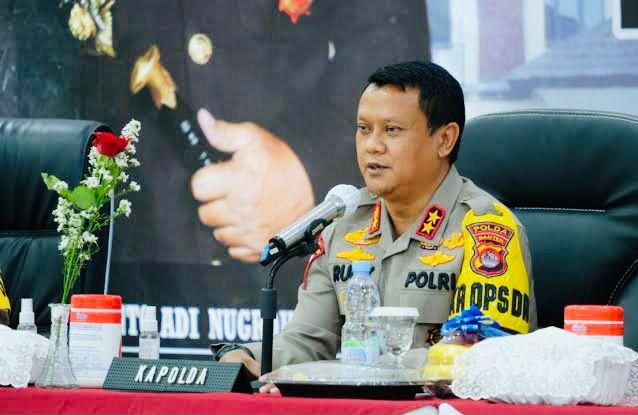 Gambar Cegah Cluster Covid-19 Saat Pilkades, Kapolda Banten Prioritaskan Serbuan Vaksinasi ke Daerah Pemilihan 1