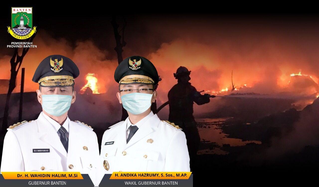 Gambar Pemprov Banten Turut Berbelasungkawa untuk Keluarga Korban Kebakaran Lapas Kelas I Tangerang 13