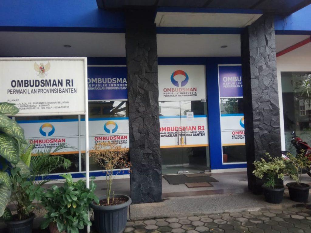 Gambar 167 Pegawai Non PNS di DPRD Banten Tidak Digajih, Ombudsman Perwakilan Banten RI Angkat Bicara 1