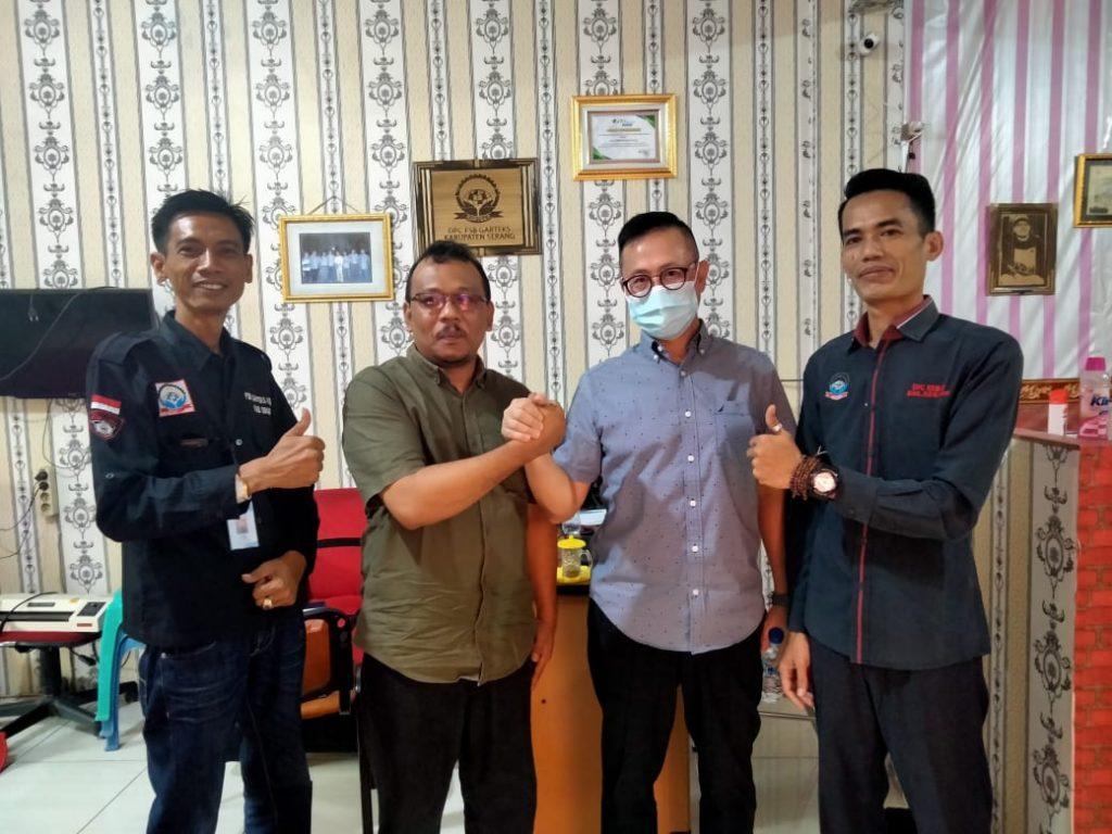 Gambar Serikat Buruh PK Garteks PT. Eagle Nice Indonesia Sudah Diterima Baik Pihak Perusahaan 1