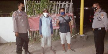 Gambar Guna Memberikan Rasa Aman dan Nyaman Kepada Masyarakat, Polsek Kasemen Polres Serang Kota Intens Patroli 5