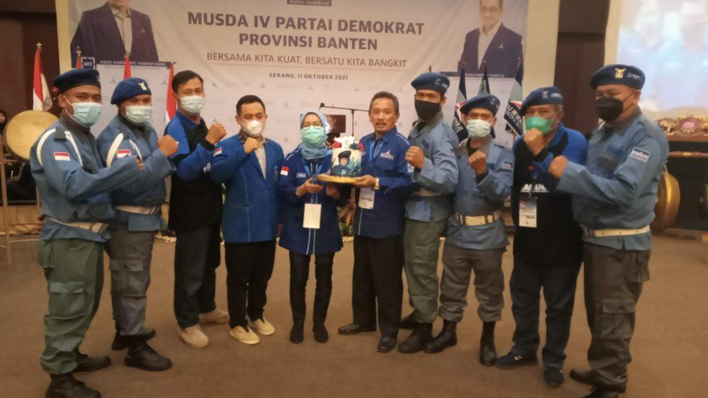 Gambar Musda IV Partai Demokrat, H.Yoyon Sujana: Undur Diri Agar Partai Demokrat Semakin Besar di Banten 1