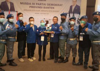 Gambar Musda IV Partai Demokrat, H.Yoyon Sujana: Undur Diri Agar Partai Demokrat Semakin Besar di Banten 3