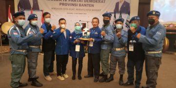 Gambar Musda IV Partai Demokrat, H.Yoyon Sujana: Undur Diri Agar Partai Demokrat Semakin Besar di Banten 5