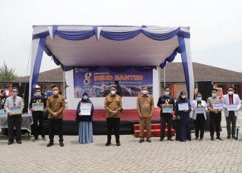 Gambar RSUD Banten, Gubernur WH : Sektor Kesehatan Salah Satu Fokus Pembangunan Pemprov Banten 9