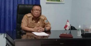 Gambar Rangkaian Peringatan HUT Kabupaten Serang ke-495, Camat Kecamatan Ciomas Gelar Vaksinasi 2000 Dosis 9