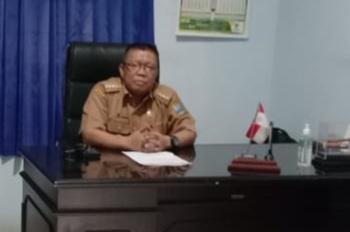 Gambar Rangkaian Peringatan HUT Kabupaten Serang ke-495, Camat Kecamatan Ciomas Gelar Vaksinasi 2000 Dosis 7