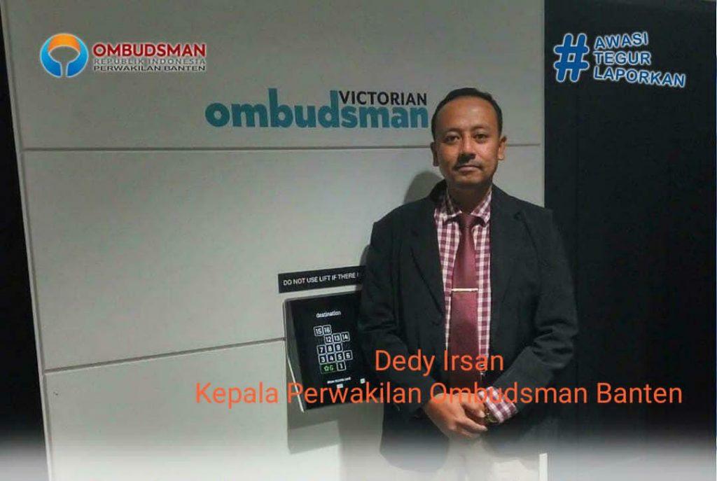 Gambar Ombudsman Banten Berharap Kejadian Anggota Polri Banting Mahasiswa Tak Terulang Lagi 1