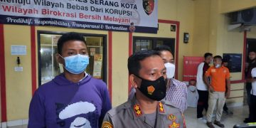 Gambar Pelaku Pencuriaan Modus Pecah Kaca Diamankan Polres Serang Kota Polda Banten 5