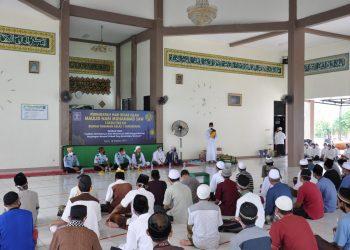 Gambar Rutan Kelas I Tangerang Peringati Maulid Nabi Muhammad SAW 1443.H 13
