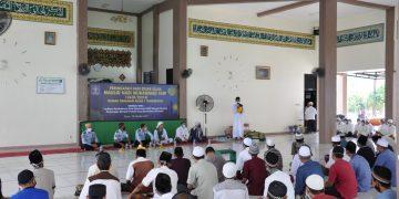 Gambar Rutan Kelas I Tangerang Peringati Maulid Nabi Muhammad SAW 1443.H 9