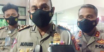 Gambar Olah TKP Kecelakaan Truk Kimia, Wadirlantas Polda Banten Sampaikan Hasilnya 3