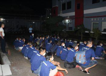 Gambar Deteksi Dini Gangguan Kamtib, Puluhan Warga Binaan Lapas Serang Dipindahkan ke Lapas Cilegon 9