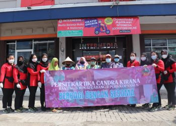 Gambar Baksos Persit KCK Grup 1 Kopassus Dalam Rangka Maulid Nabi Muhammad SAW 1443 H 3