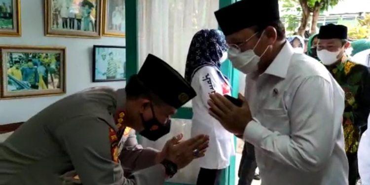 Gambar Polda Banten Hadiri Pembukaan Muktamar Al-Khairiyah Ke-10 1