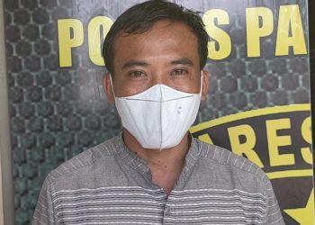 Gambar Didampingi Pengacara AM Munir, Cakades 01 Desa Kramatmanik Resmi Laporkan Kecurangan Pilkades Ke Polisi 29
