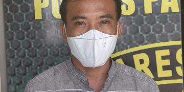 Gambar Didampingi Pengacara AM Munir, Cakades 01 Desa Kramatmanik Resmi Laporkan Kecurangan Pilkades Ke Polisi 9