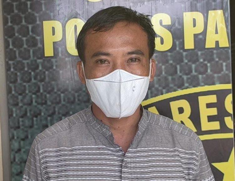 Gambar Didampingi Pengacara AM Munir, Cakades 01 Desa Kramatmanik Resmi Laporkan Kecurangan Pilkades Ke Polisi 49