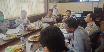 Gambar Ditlantas Polda Banten Melaksanakan Rapat Antisipasi Dampak Pembangunan Kantor Kelurahan Warung Jaud 5