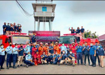 Gambar Gandeng BPBD Kota Tangerang, Lapas Pemuda Kelas IIA Tangerang Laksanakan Pelatihan Penanggulangan Kebakaran 15