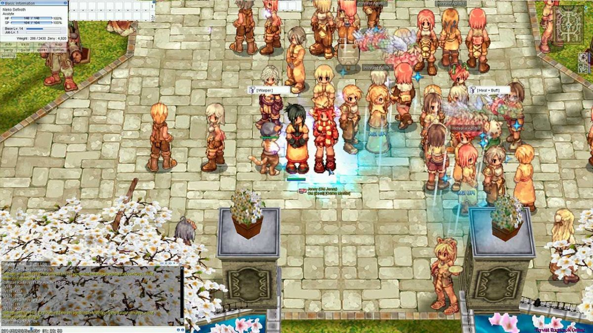 Ragnarok Online – Game Online Yang Legendaris