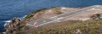 Airport Saba, Karibia