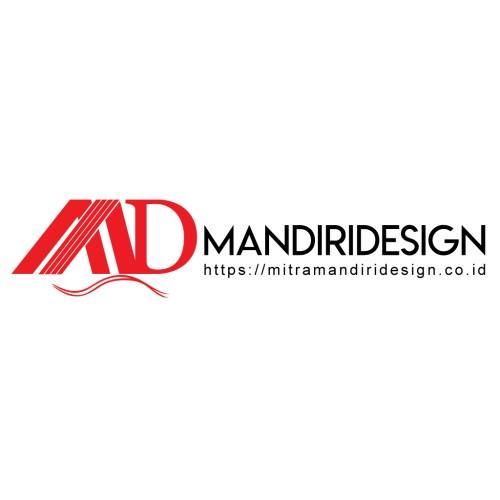 Logo CV. Mitra Mandiri Design